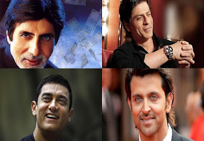 What Top 4 Bollywood Stars Don't Do