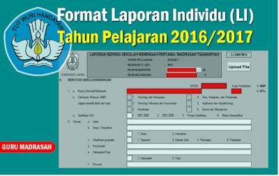 laporan individu 2016/2017