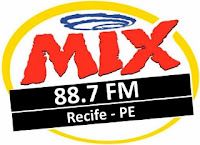 Rádio Mix FM 88,7 de Recife Pernambuco ao vivo e online