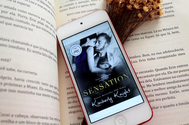 Sensation - Única regra: pergunte antes de tocar - Kimberly Knight