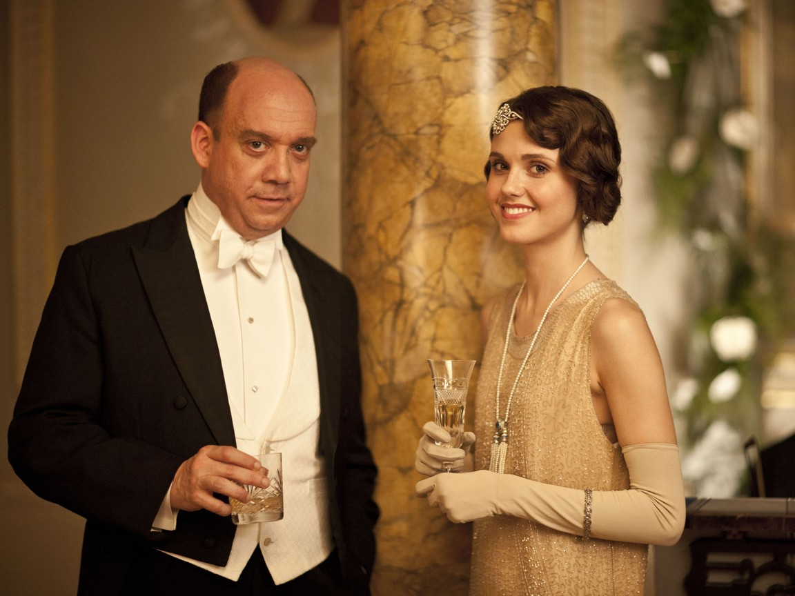 Downton Abbey - Season 4 Episode 08