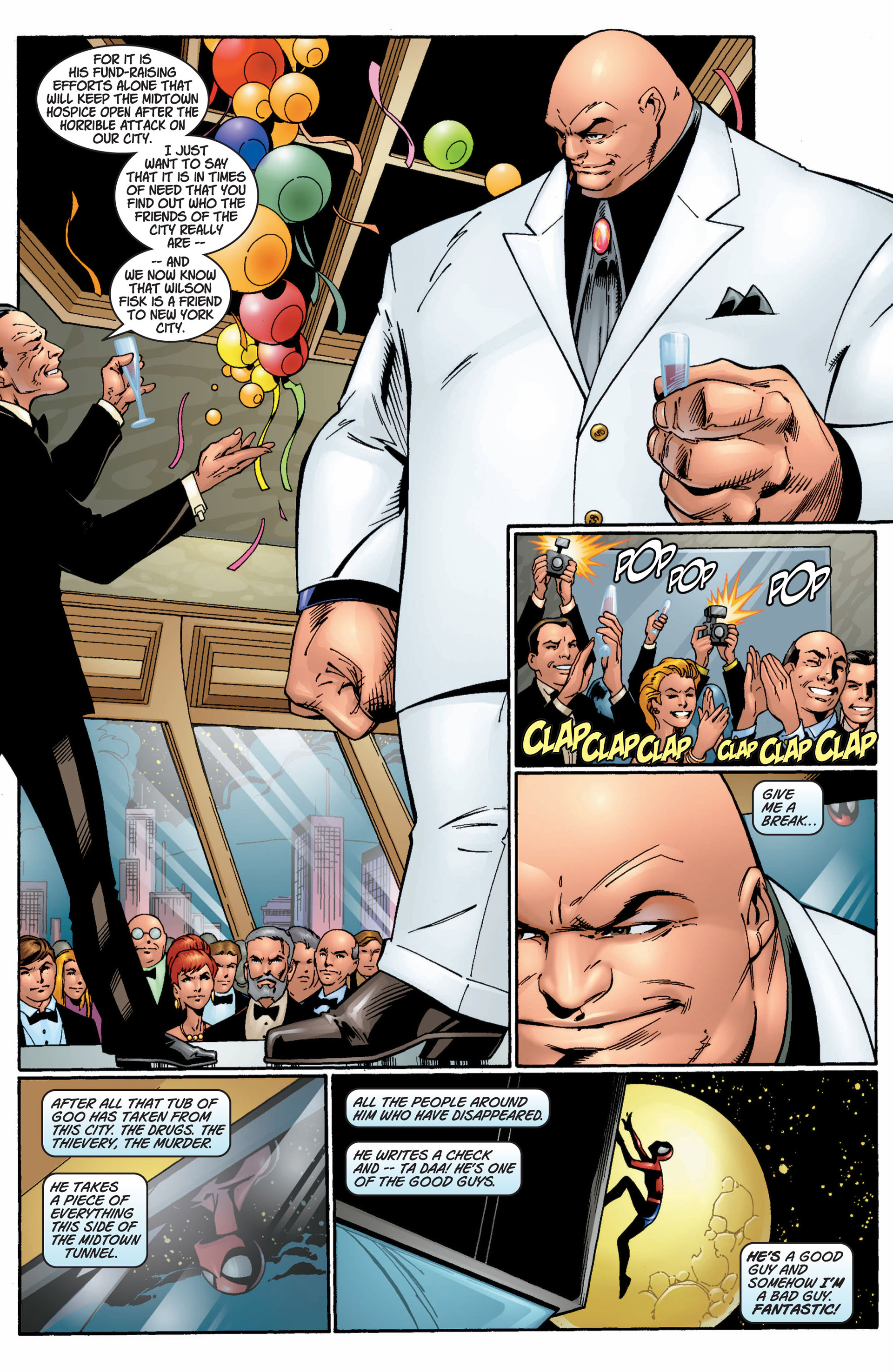 Read online Ultimate Spider-Man (2000) comic -  Issue #9 - 20
