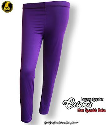 Celana legging wanita model terbaru murah dari spandek balon