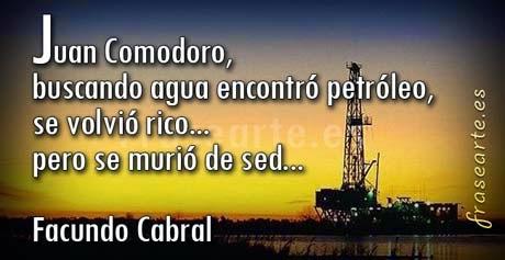 Citas de Facundo Cabral