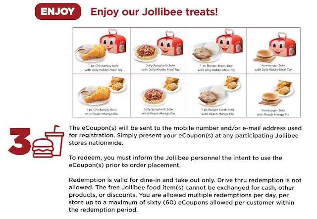 BPI Credit Card Jollibee Treats & Toys Promo – Salezone