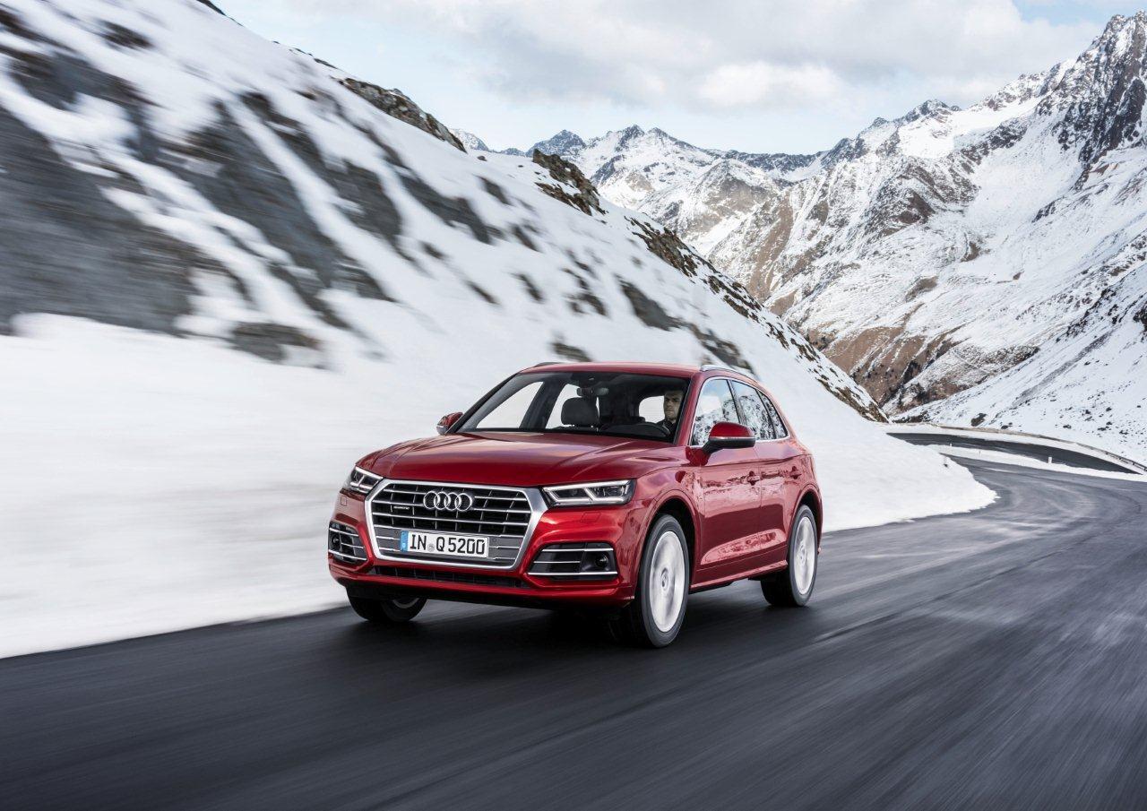 8 εκατομμύρια αυτοκίνητα με σύστημα 4κίνησης quattro από την Audi
