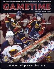 Vernon Vipers 2005-06 Program (Third Edition)