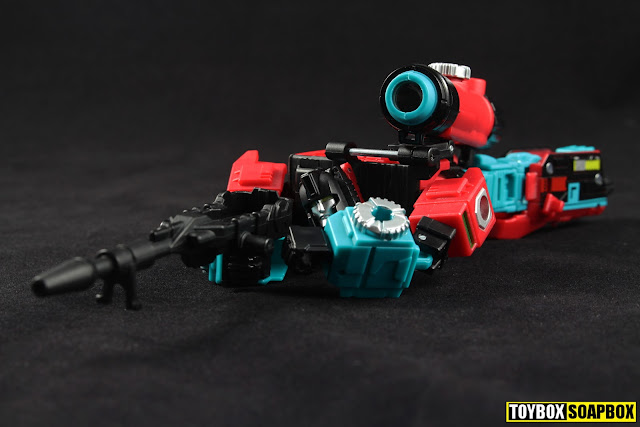 titans return perceptor gun last stand of the wreckers