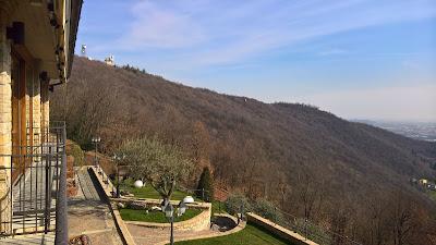Trattoria La Maresana view.