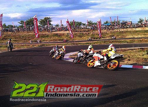 Grand Final Balap Motor Seluruh Region Lahir Kembali di Sidrap