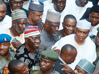 Saraki and Ekweremadu trial