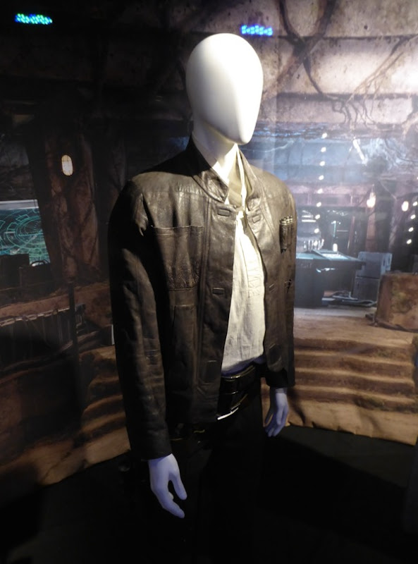 Han Solo Star Wars Force Awakens film costume