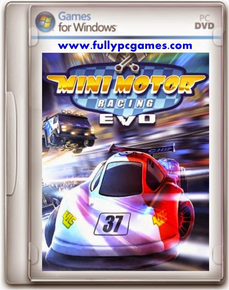 Mini Motor Racing Evo Game Free Download Full Version For Pc