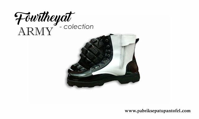 Produsen Distributor Grosir Sepatu Satpam