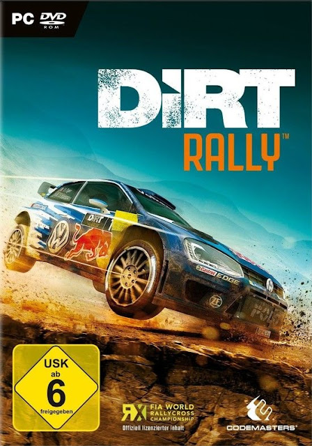 DiRT Rally PC cover