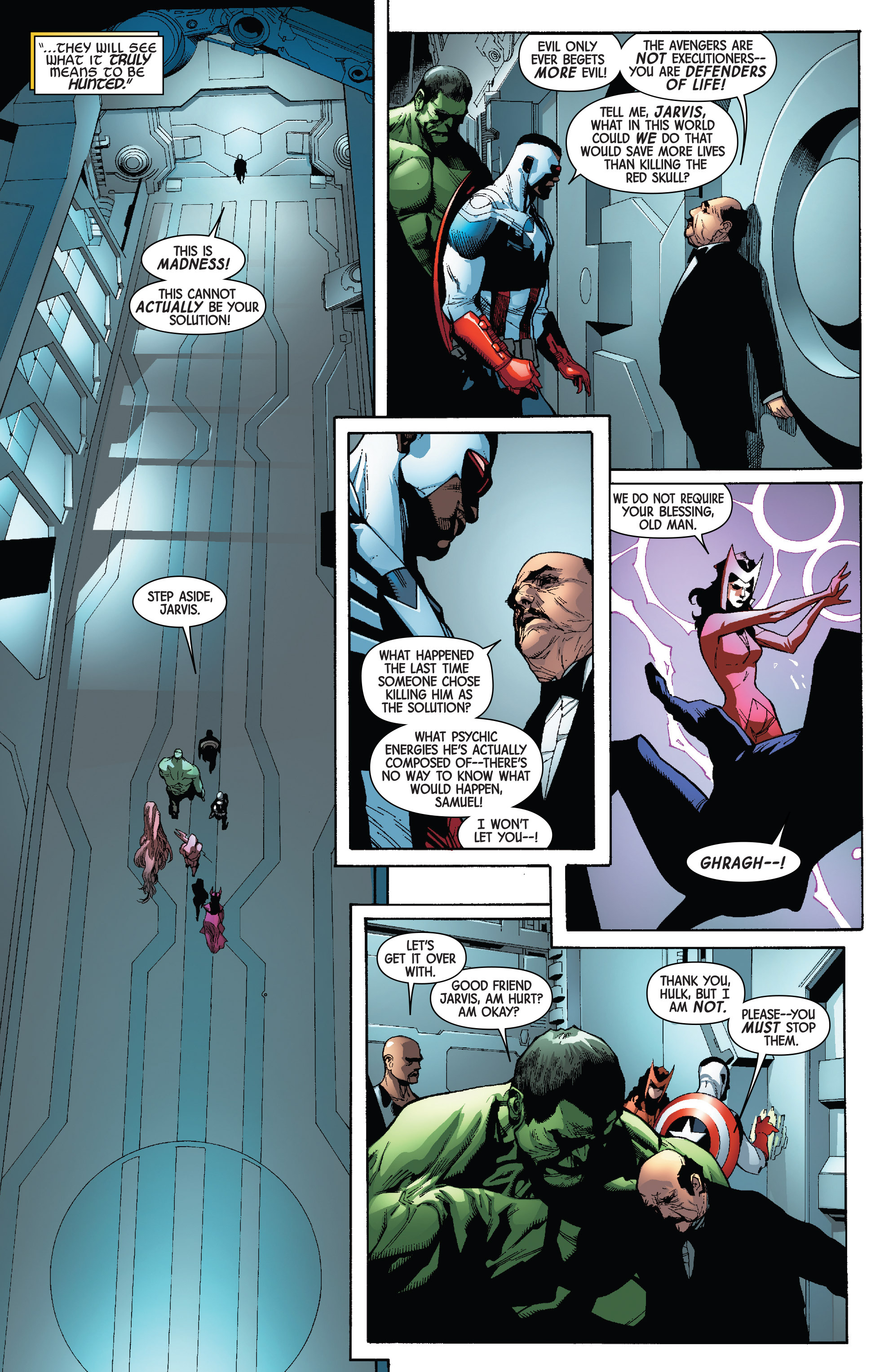 Read online Avengers & X-Men: AXIS comic -  Issue #4 - 21