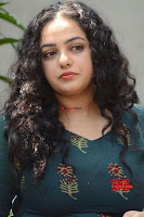 Nithya Menon promotes her latest movie in Green Tight Dress ~  Exclusive Galleries 029.jpg