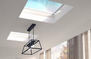 Okna Okpol do dachu płaskiego
