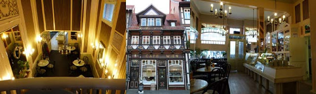 Cafe in Wernigerode, Cafe Wien