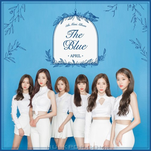 APRIL – 5th Mini Album 'The Blue' (FLAC + ITUNES PLUS AAC M4A)
