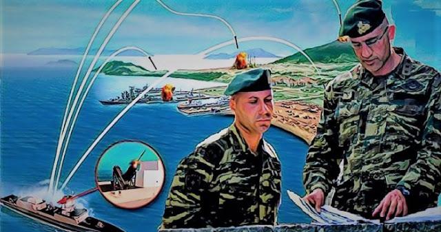 Τεχνητή νοημοσύνη και βληματοκεντρικός πόλεμος στο Αιγαίο