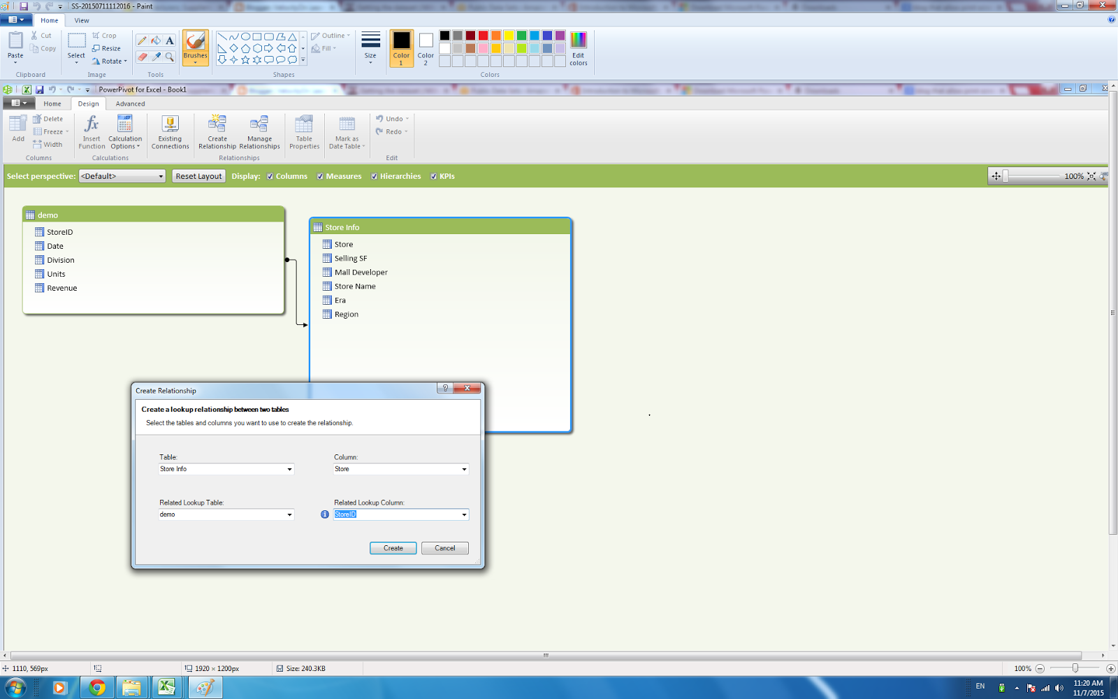 Experiencing of Microsoft Excel Power Pivot | VelocityOn Learning