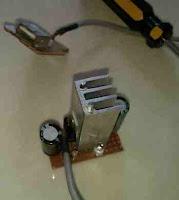 Cara buat charge ponsel di accu motor