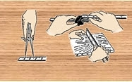 قياس وتعليم المشغولات الخشبية PDF-اتعلم دليفرى