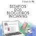 [Dicas] Desafios do Blogueiro Iniciante