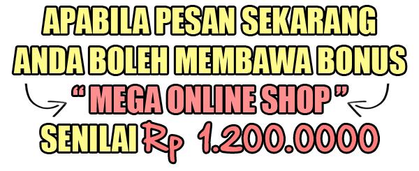 Blogger Online Shop Responsive