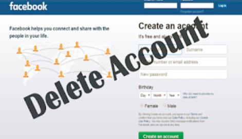 How Do I Delete My Facebook Account