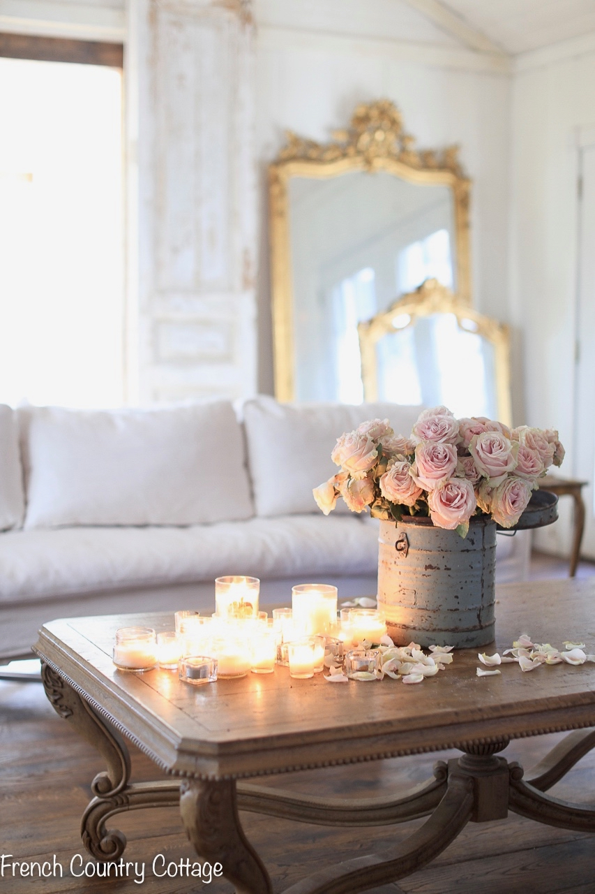 Fresh Warm Winter Living Room Refresh First Look French