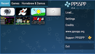 Download PPSSPP - PSP Emulator V1.4-2