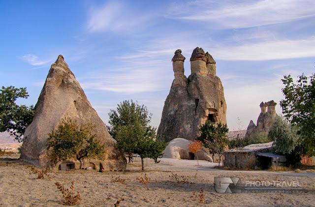 Co zobzczyć w Kapadocji? Atrakcje turystyczne, bajkowe kominy, podziemne masta
