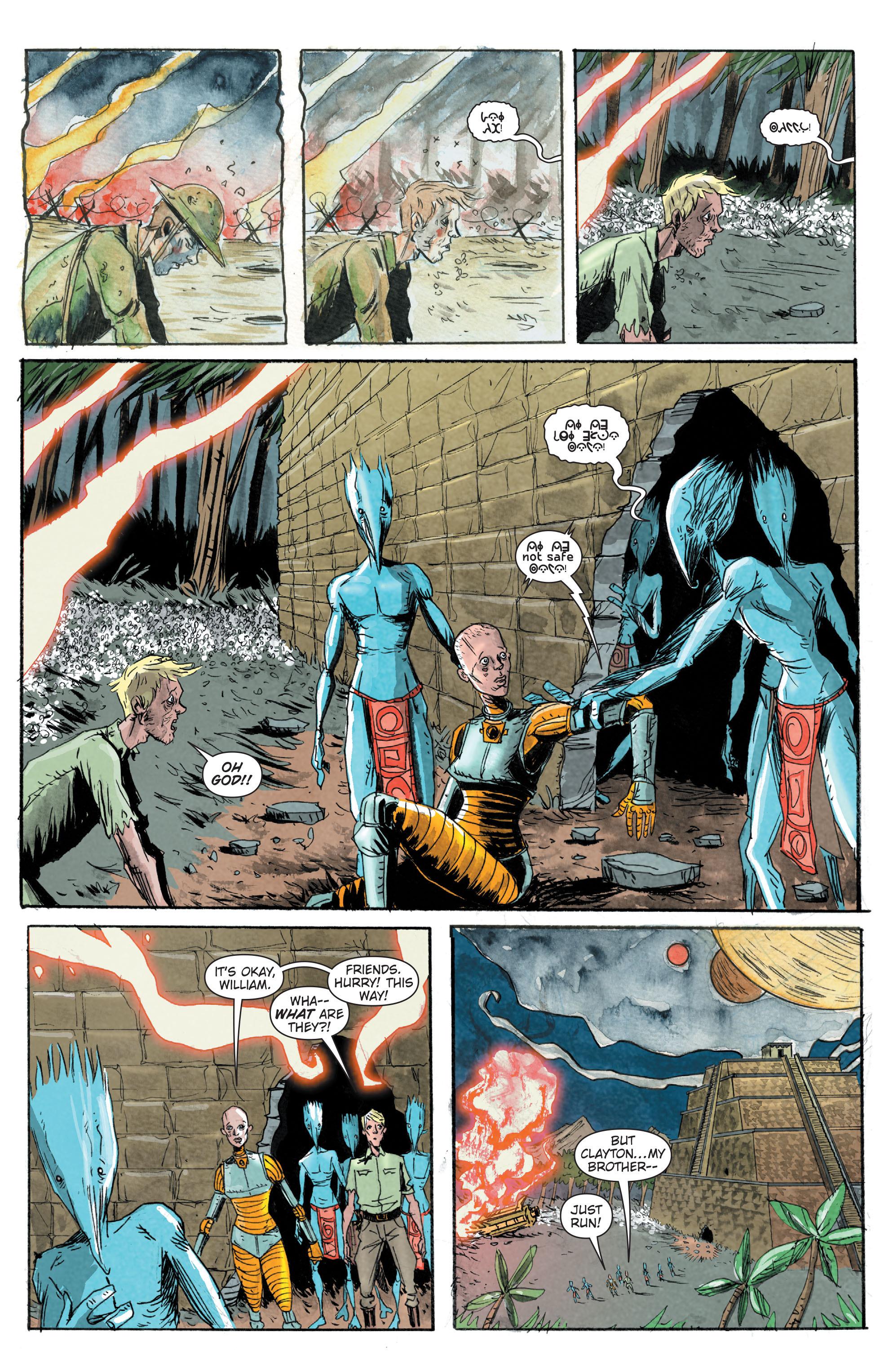Read online Trillium comic -  Issue # TPB - 78