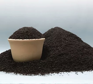 Media Tanam Tanah humus mengandung pupuk autherium