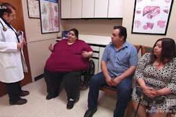 Fakta Mengejutkan Wanita Tergemuk dengan Berat Badan 272 Kg