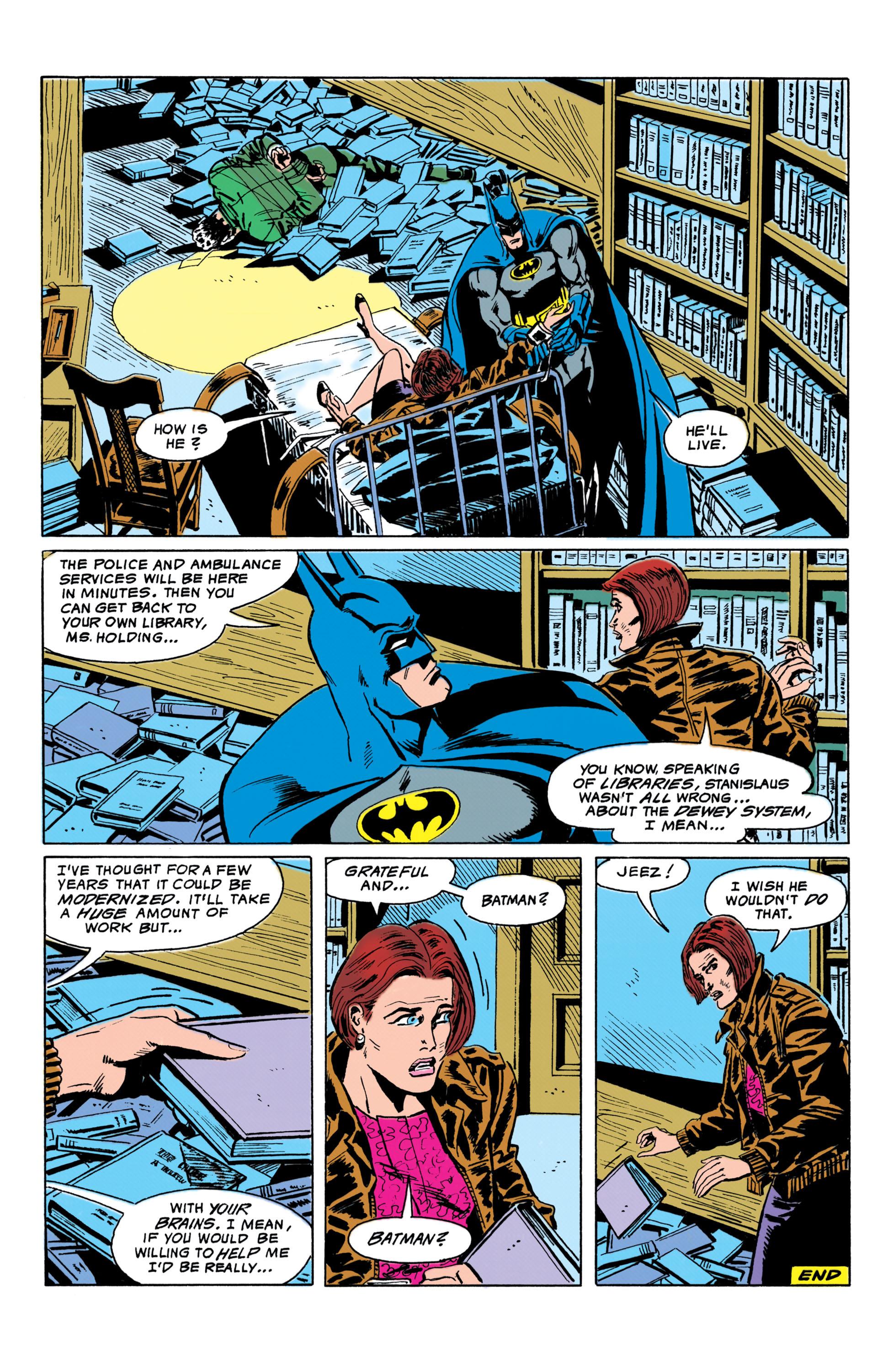 Detective Comics (1937) 643 Page 22