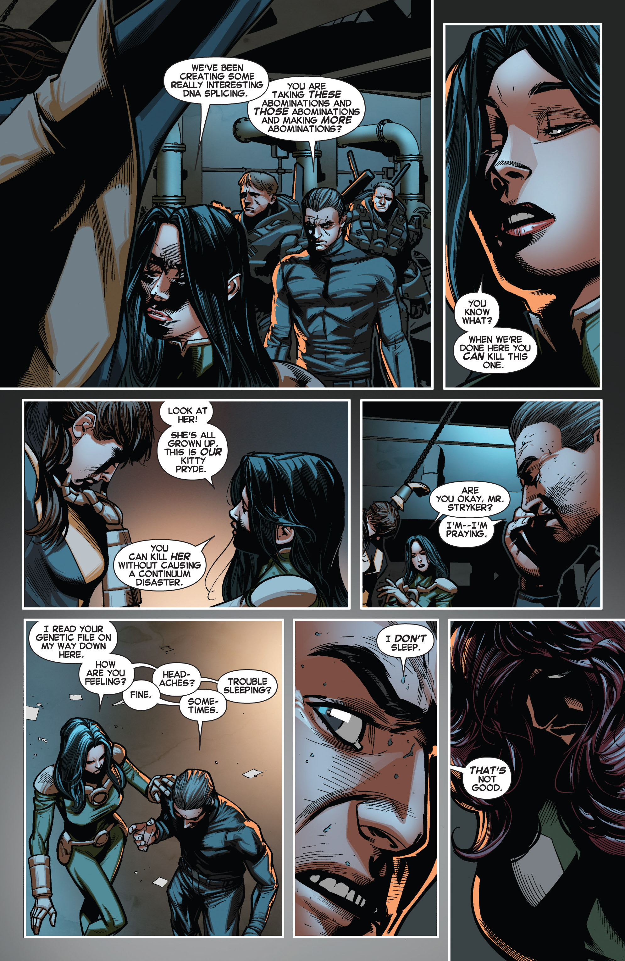 Read online All-New X-Men (2013) comic -  Issue # _Special - All-Different - 70