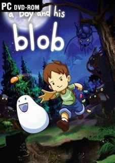 Boy and His Blob-PLAZA