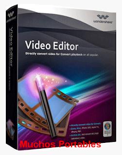 Wondershare Video Editor Portable