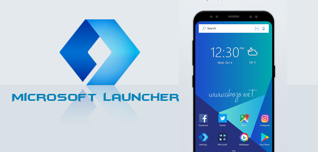 Download Microsoft Launcher Pro Apk Terbaru Gratis