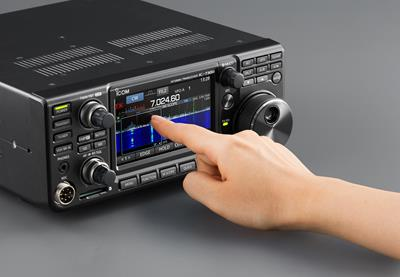 The Stingy Ham: How to set up the Icom 7300 for Digital Modes with