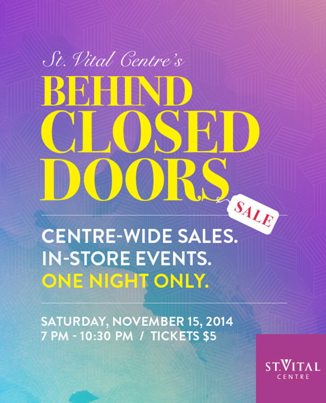 Behind Closed Doors 2014