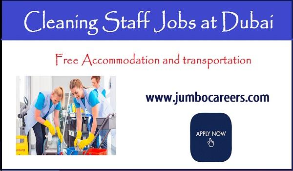 Female job vacancies in Dubai, Current Dubai jobs with benefits,