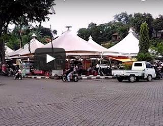 Pasar Malam Kabupaten Jepara - Tahunan - Kecapi