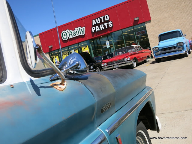 2016 oreilly auto parts customer appreciation car show