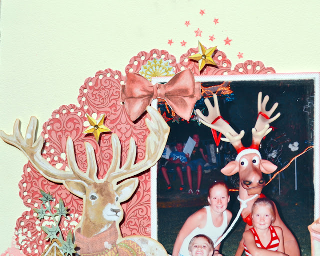 Carousel Christmas_Mixed Media Layout_Denise_11 Oct_04