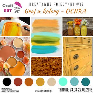 https://www.craftart.com.pl/pl/blog/Kreatywne-pojedynki-Wyzwanie-19-Graj-w-kolory-OCHRA/304