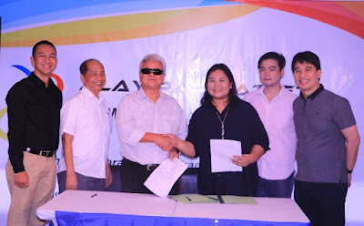 Alay Para Atleta Mobile Donation Campaign Launch